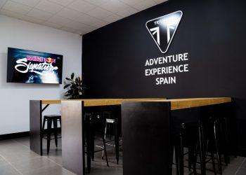 Triumph Adventure Experience Spain
