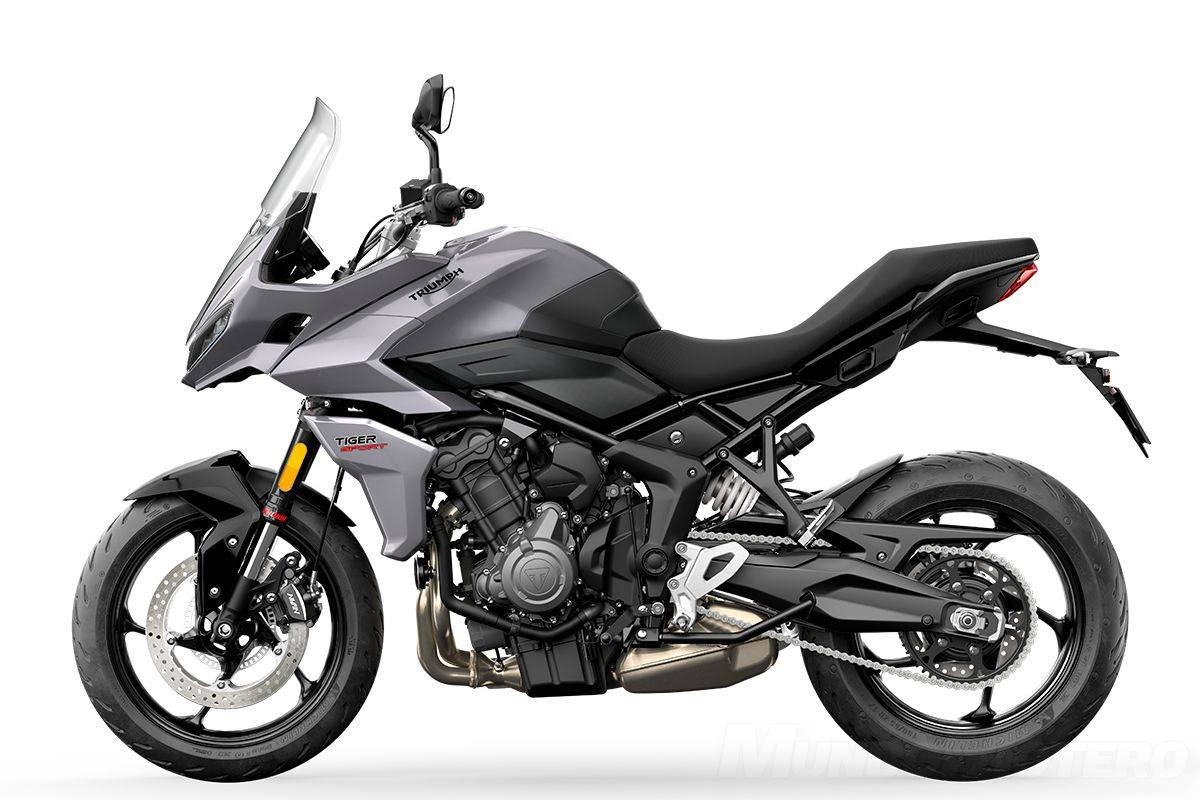 Nueva Triumph Tiger Sport 660 2022
